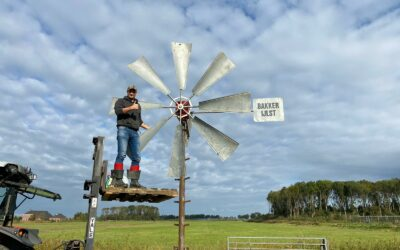 Nieuwe bestemming watermolen 'Hessel'
